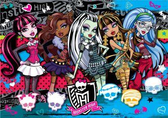 Monster High.Пазл.260A.Чем.05497