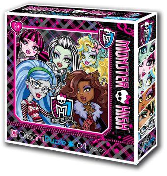 Monster High.Пазл.64A.05923