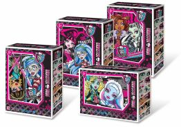 Monster High.Мини-пазл.54A.05503