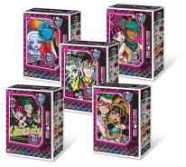 Monster High.Мини-пазл.54A.05504