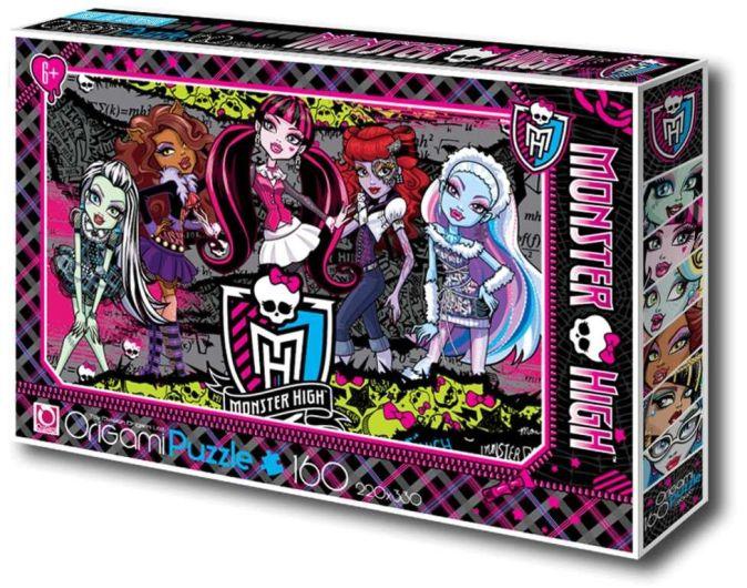 Monster High.Пазл.160A.00217