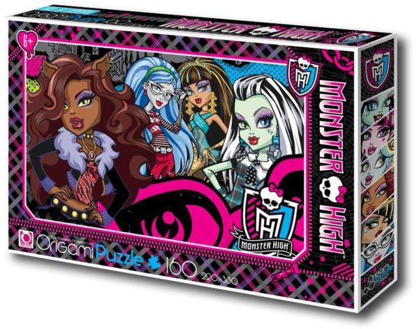 Monster High.Пазл.160A.00215