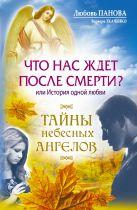 Панова Любовь, Ткаченко Варвара - Что нас ждет после смерти? или История одной любви' обложка книги
