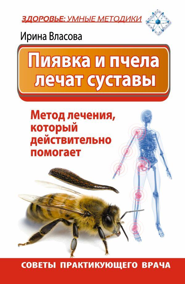 Пиявка и пчела лечат суставы. Метод лечения, который действительно помогает. Советы практикующего врача Власова Ирина