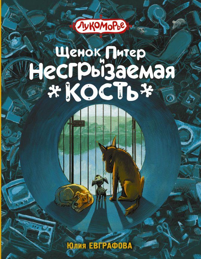 Щенок Питер и несгрызаемая кость Юлия Евграфова