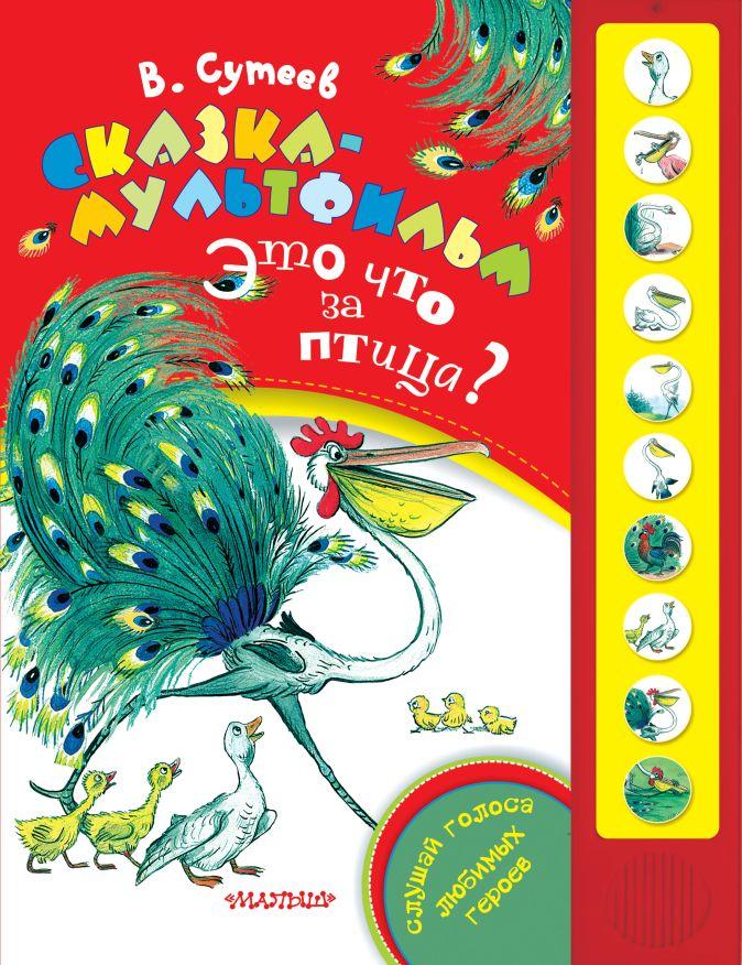 Сутеев В.Г. - Сказка-мультфильм. Это что за птица? обложка книги