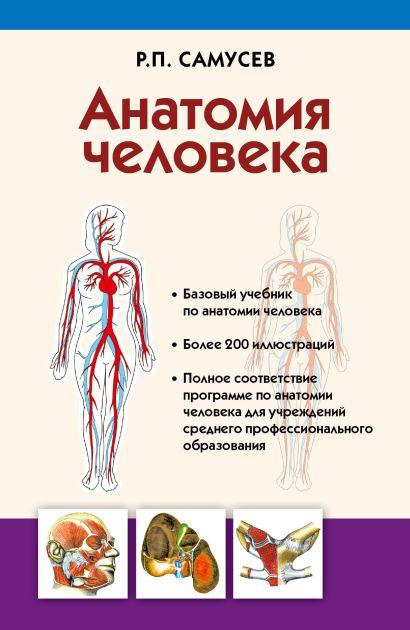 Анатомия человека. Учебник для студентов учреждений среднего профессионального образования - фото 1