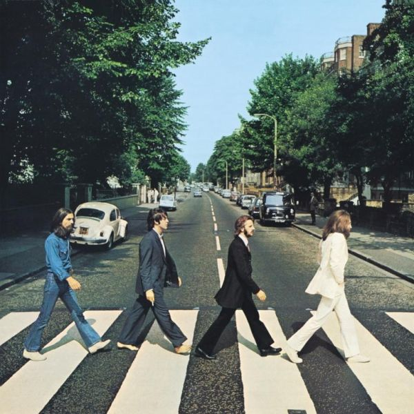 CLem.Битлз.Пазл.Коробки Квадрат 289эл.21302 Abbey Road