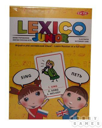 Наст.игр.:МХ.Учим язык для Детей (Lexico: Junior) / Английский