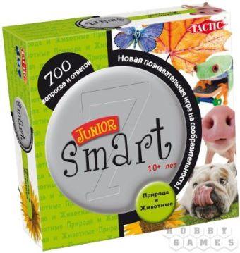 Наст.игр.:МХ.Smart 7. Природа и животные, арт02618