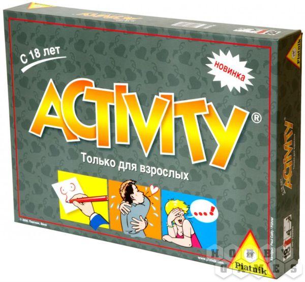 Наст.игр.:МХ.Activity для Взрослых, арт.722493