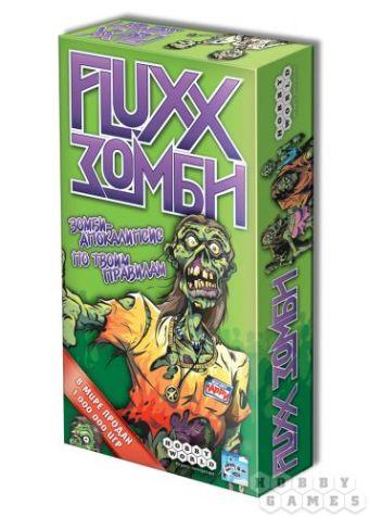 Наст.игр.:МХ.Fluxx Зомби. арт.1272