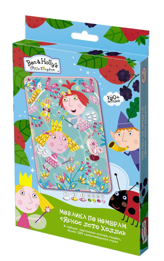 Бен и Холли. Мозаика. Яркое лето Холли. арт. 03115 origami бен и холли мозаика яркое лето холли