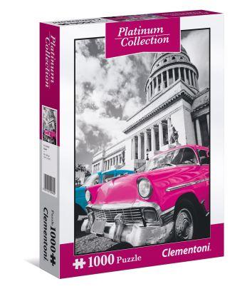 CLem.Пазл. 1000эл. Платиновая коллекция.39400  Куба