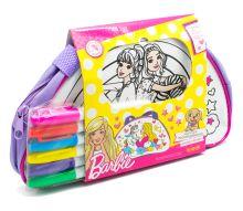 Барби. Сумка для раскрашивания.Barbie dreams. 23х5х18см.  арт. 03296