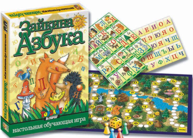 Наст.игр.:ТГ.Зайкина Азбука арт.01189