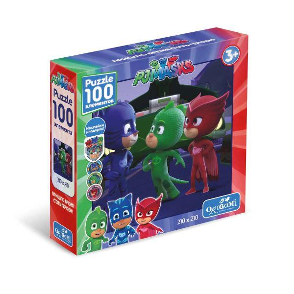 Пазл 100 эл. Герои в масках. Супер Грег игрушка супер герои lego игрушка супер герои