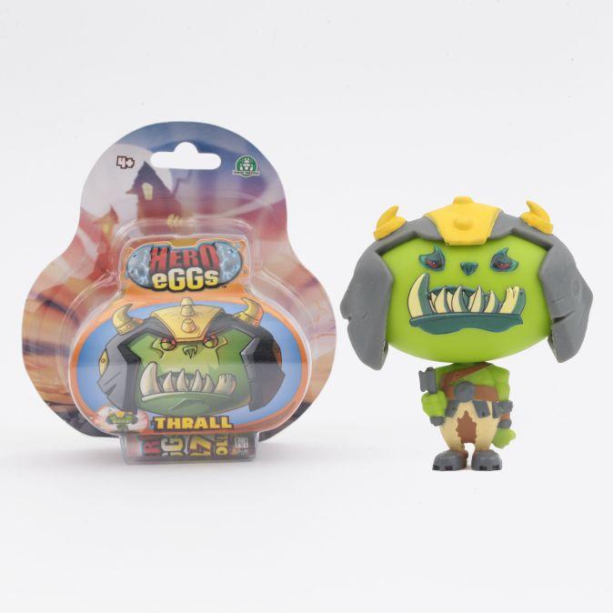 Коллекция игровых фигурок. HERO EGGS. Орк