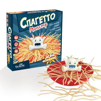 Настольная игра. Спагетто монстр