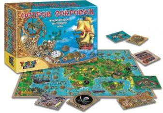 Наст.игр.:ТГ.Остров сокровищ. арт.01284