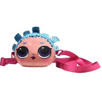 LOL CosmicQueen. Большая плюшевая сумочка-антистресс с регулируемым наплечным ремешком. В наборе: игрушка-антистресс, регулируемый наплечный ремешок.