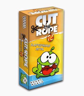 Настольная игра Cut The Rope. Magic