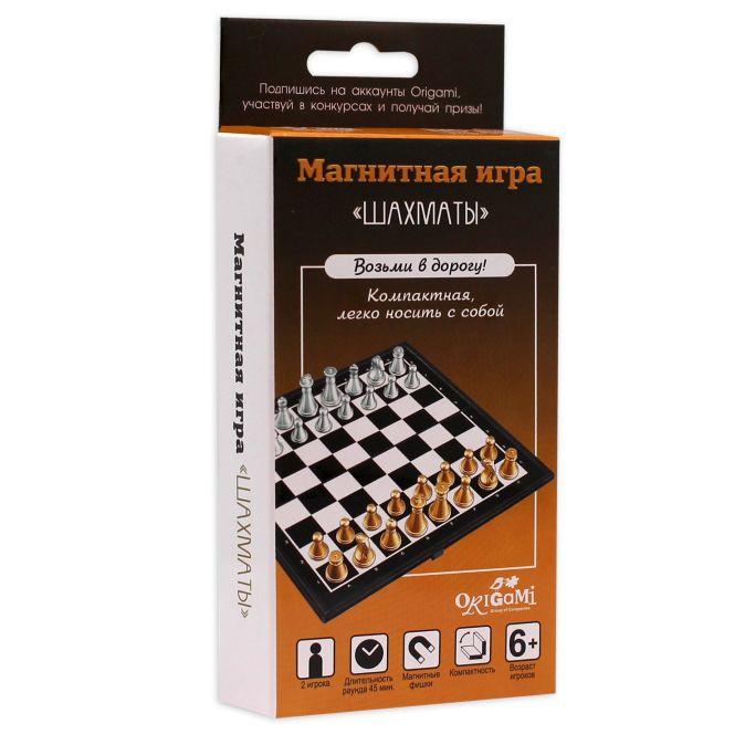 Магнитная игра. Шахматы