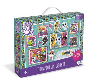Littlest Pet Shop.Набор Подарочный.7в1.Прояви фантазию!.05339