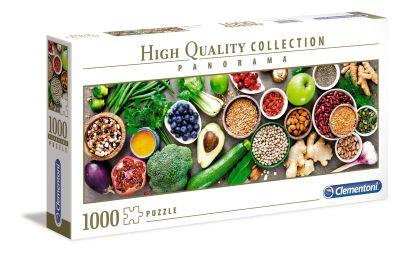 Пазл 1000 эл. Вегетарианский стол - фото 1