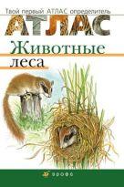Бровкина Е.Т., Сонин Н.И - Животные леса.Твой первый атлас-определ.' обложка книги