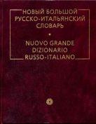 Канестри А. - Новый большой русско-итальянский словарь' обложка книги