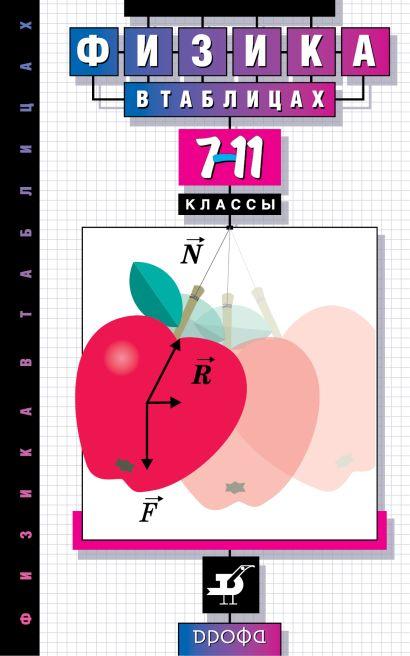 Физика в таблицах. 7-11 классы. Справочное пособие - фото 1