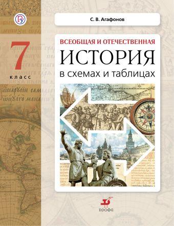 История в схемах и таблицах. 7 класс. Дидактические материалы.. Абдулаев Э.Н.