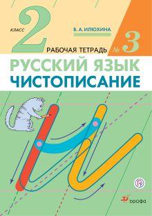 Чистописание. 2 класс. Рабочая тетрадь № 3. Русский язык. 2 класс. Рабочая тетрадь. В частях. 3 часть.