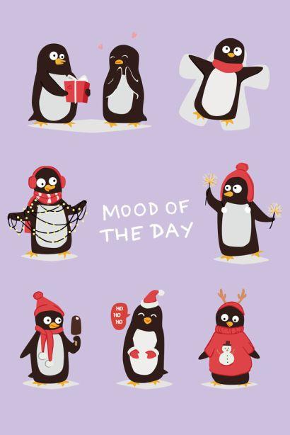 Mood of the day (Софт-тач тетрадь) - фото 1