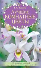 Волкова Е.А. - Лучшие комнатные цветы' обложка книги