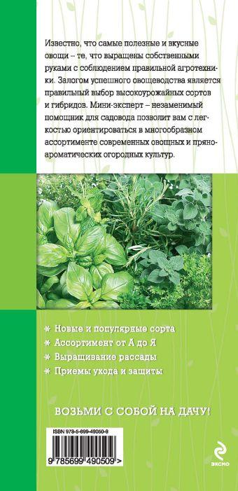 Овощи и пряные травы (Ваш мини-эксперт)