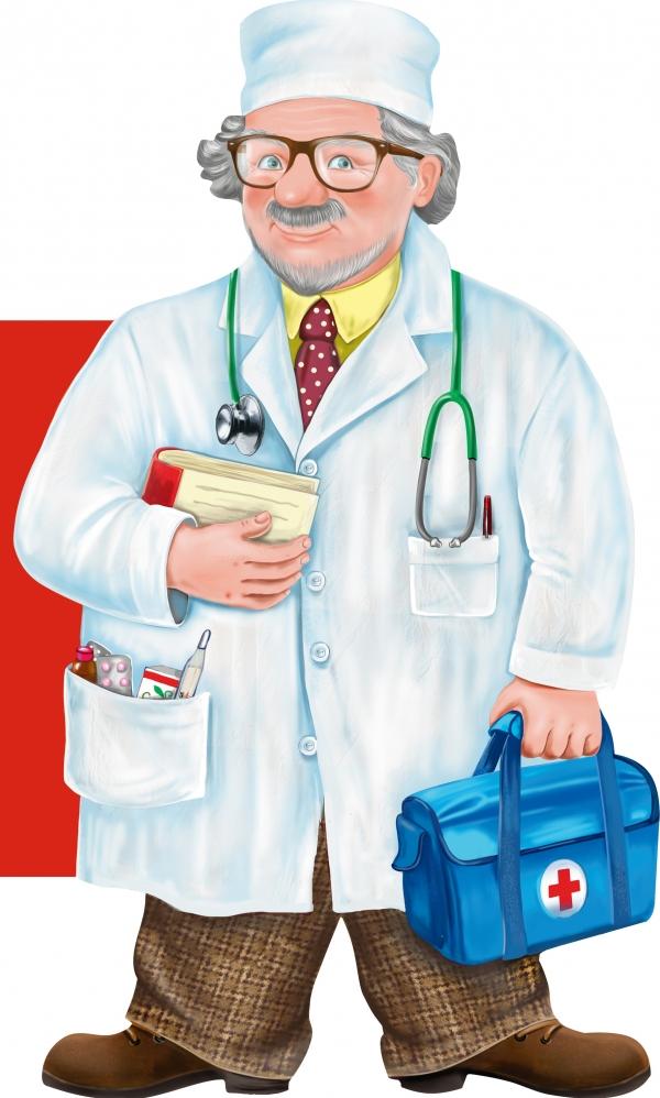 Добрый доктор Снежинкина Д.