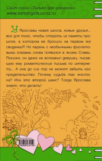 Любовь со второй попытки Селин В.