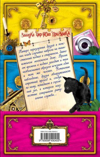 Загадка черного призрака Иванов А.Д., Устинова А.В.