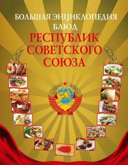 Большая энциклопедия блюд республик Советского Союза - фото 1