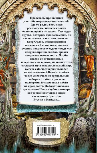 Рыцарь московской принцессы Иванов А.Д., Устинова А.В.