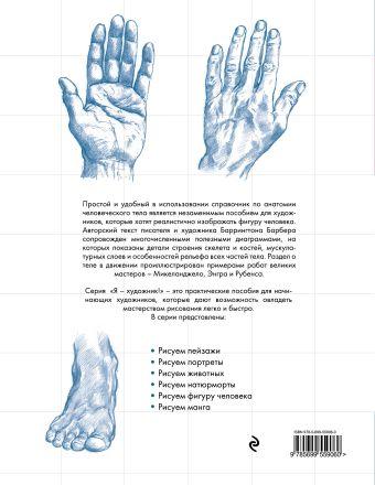 Анатомия для художников Барбер Б.