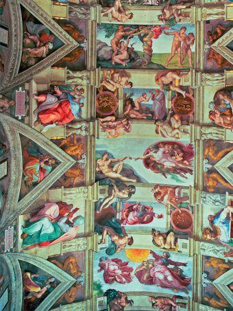 Микеланджело. Жизнь и творчество в 500 картинах Павлова Н.