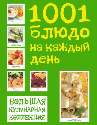 Большая кулинарная коллекция. 1001 блюдо на каждый день - фото 1