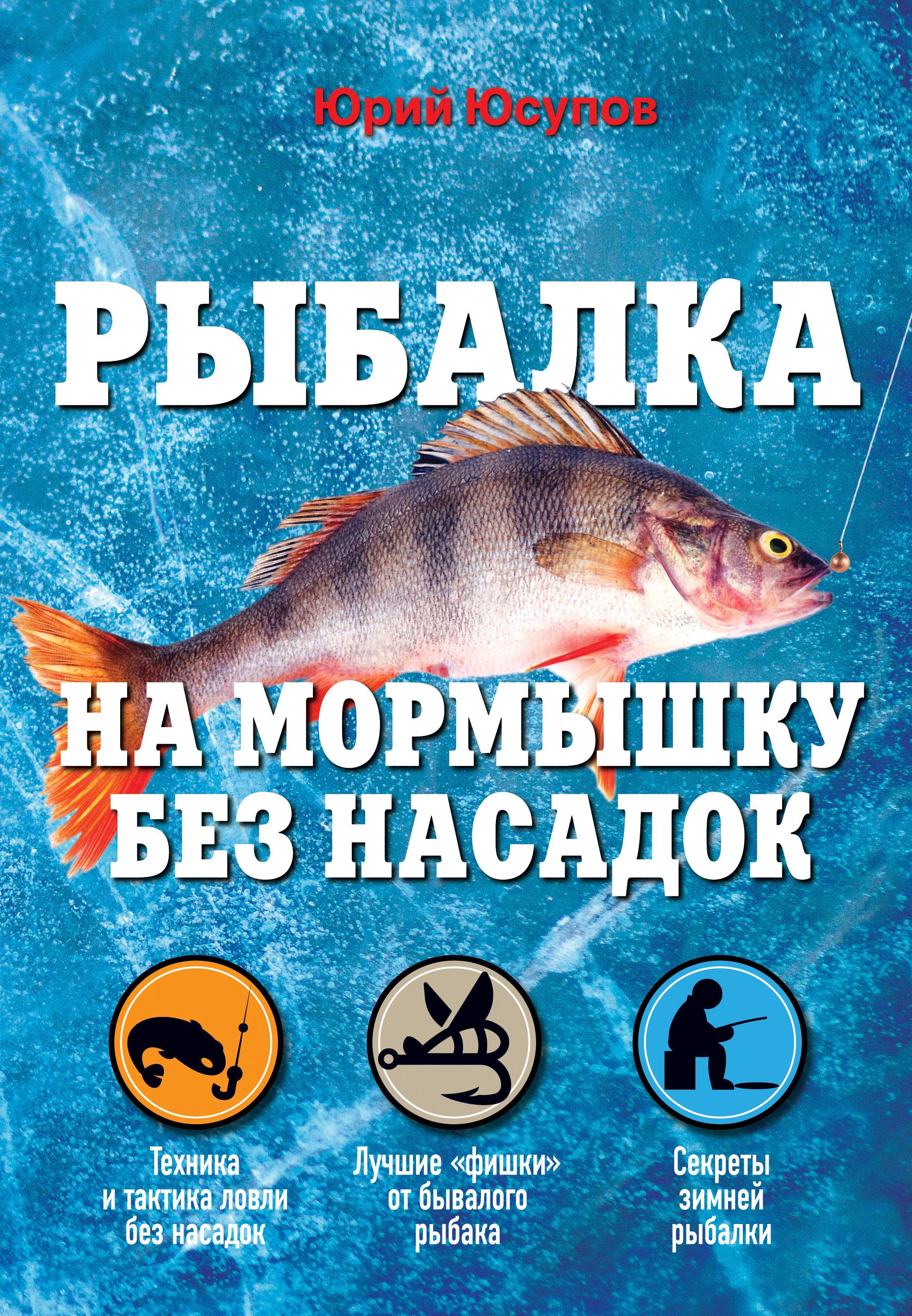 Юсупов Ю.К. Рыбалка на мормышку без насадок мормышку гвоздешарик