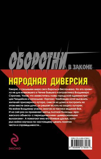 Народная диверсия Казанцев К.