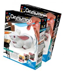 Скульптор Кролик