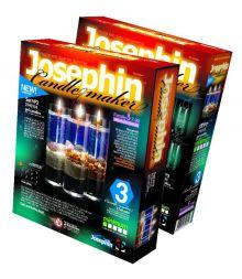 Гелевые свечи с коллекционными морскими раковинами №3