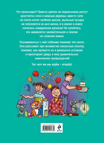 Химия. Веселые научные опыты для детей и взрослых Сергей Болушевский